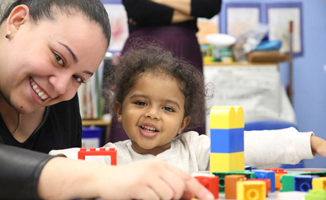 Bowen Center's Therapeutic Preschool